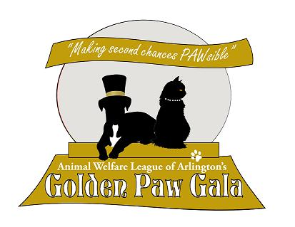 Golden Paw Gala Logo small